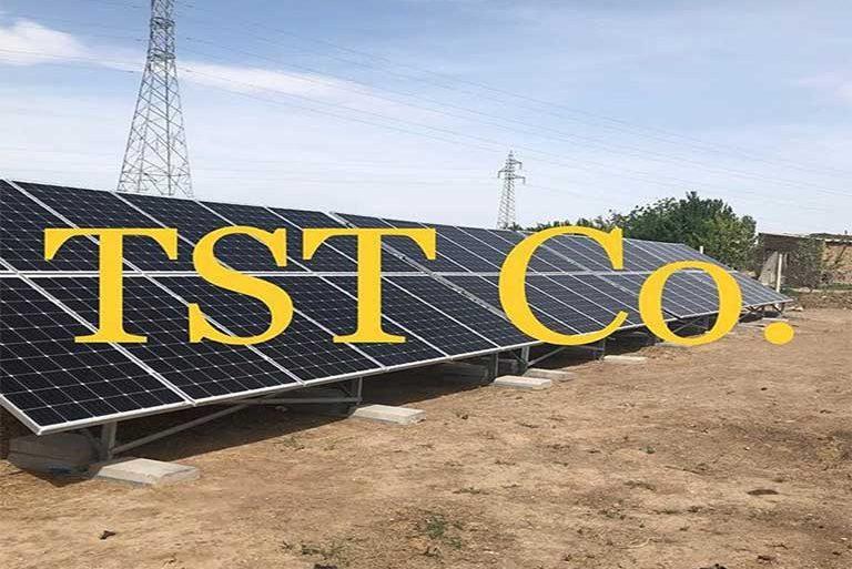 مشاوره و طراحی،تامین تجهیزات و اجرای اولین نیروگاه ۲۰ کیلووات متصل به شبکه خورشیدی در استان قزوین