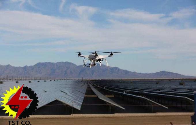 نقش انرژی خورشیدی در صنعت هوانوردی
