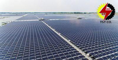 صرفه جویی در آب با نیروی خورشیدی