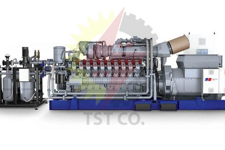 موتور گازسوز چیست؟