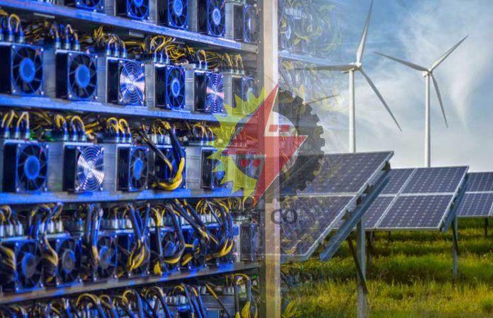 مقررات تامین برق مراکز استخراج ارز های دیجیتال