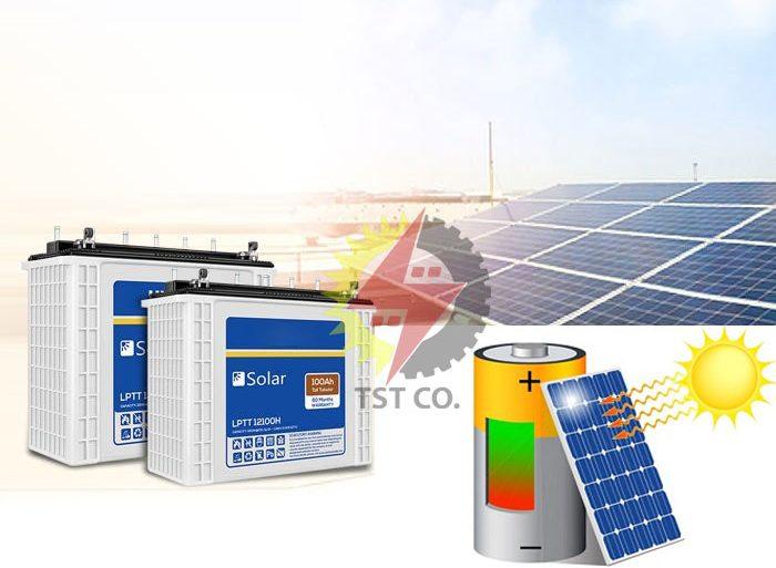 معرفی باتریهای مورد استفاده در سیستمهای خورشیدی