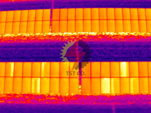 مفهوم هات اسپات در پنل های خورشیدی