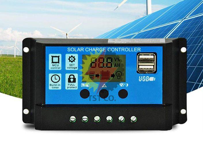 معرفی شارژ کنترلر خورشیدی